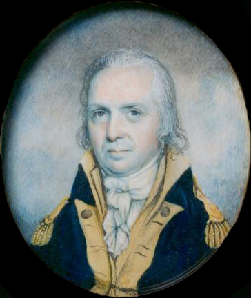 Josiah Harmar in the Revolutionary War