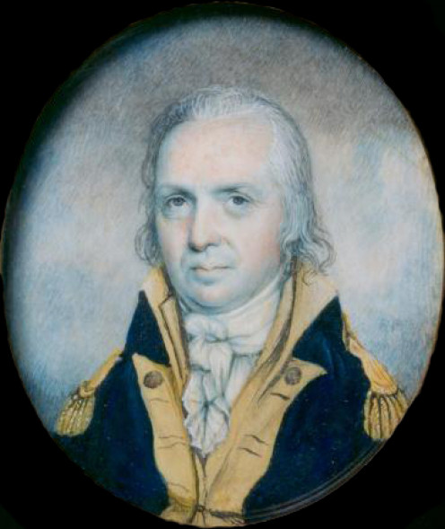 Josiah Harmar in the Revolutionary War