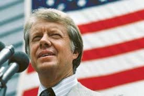 Jimmy Carter was the U.S. President in 1978 and he is responsible for signing several bills into law. After his presidency ended he continued in politics.
