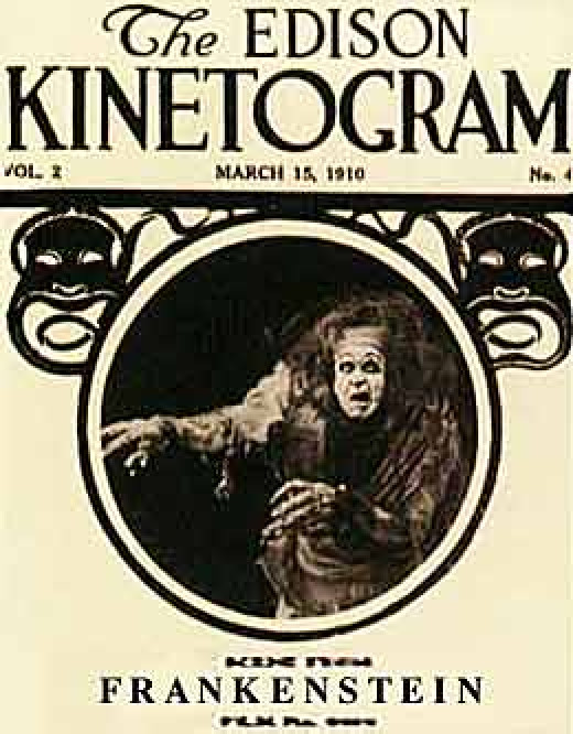 Original movie poster for the 1910 version