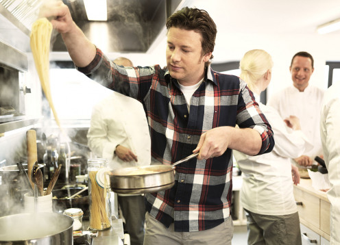 Famous chef Jamie Oliver has dyslexia. He also didn't read his first novel until the age of 38. But his limitations didn't prevent him from excelling in other areas.