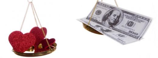 Balance Of Love And Money