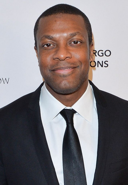 """Chris Tucker 2012"" by Canadian Film Centre - http://www.flickr.com/photos/cfccreates/12794597515/. Licensed under Creative Commons Attribution 2.0 via Wikimedia Commons - http://commons.wikimedia.org/wiki/File:Chris_Tucker_2012.jpg#mediaviewer/File:"
