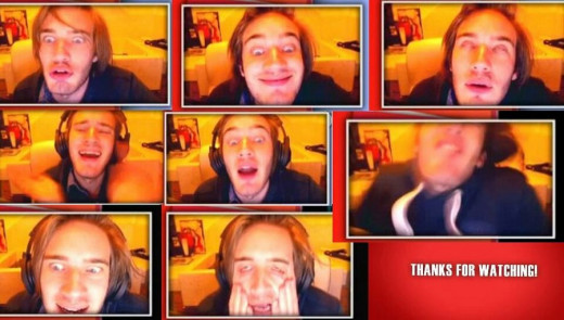 No.1 Earning YouTuber 2014 - Pewdiepie