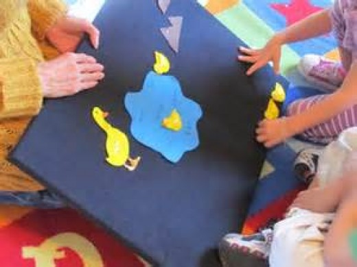 Using 2D or 3D teaching materials creates a more effective learning environment.