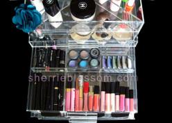 Acrylic Makeup Organizers