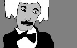 The real Albert Einstein.