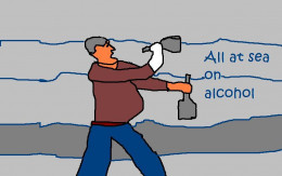 Not all Australians are drunkards.
