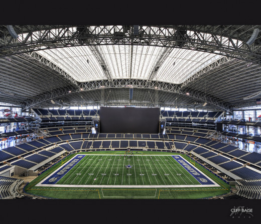 Dallas Cowboy Stadium Arlington, TX
