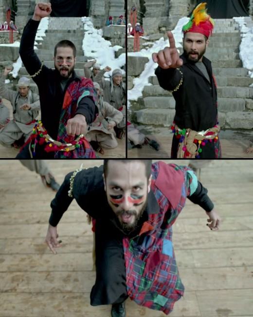 Presenting the official video of the Bismil song from the film, Haider. The song was shot at the Sun Temple in Kashmir and is said to be Shahid's best shot song in his career. Song credits: Bismil is a traditional Kashmiri folk song.