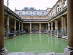 CJ Stone's Britain: Regency Stoned (Bath)