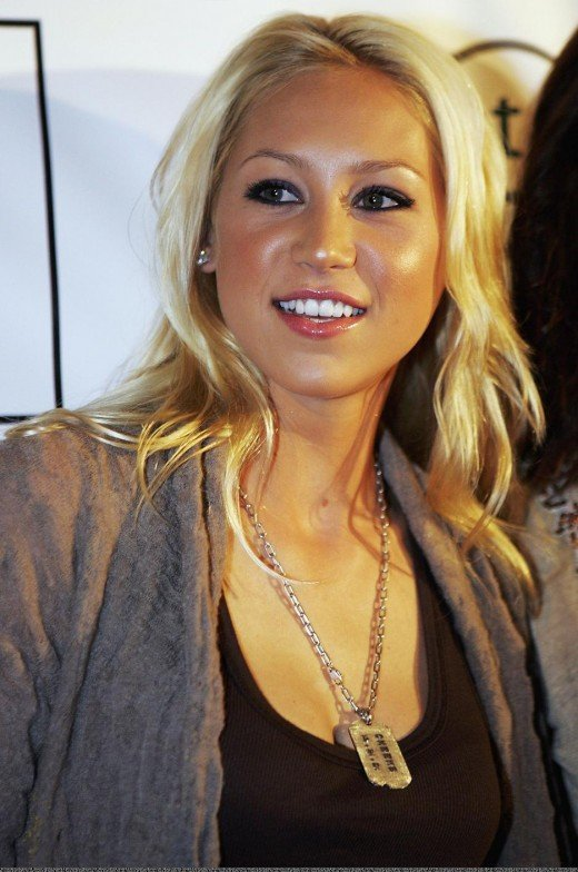 Russian Models | hubpa... Anna Kournikova Today