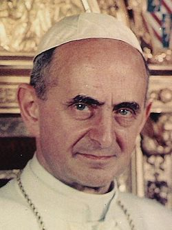 Giovanni Battista Montini (Pope Paul VI)