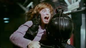 The scream that won Helene Udy the role of Sylvia in My Bloody Valentine