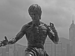 Master Bruce Lee