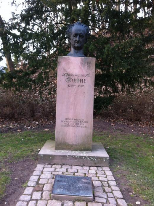 Goethe's Memorial
