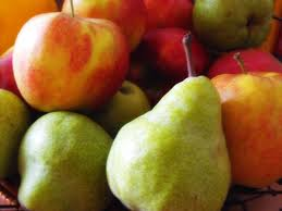 Pears and Apples - 2 Healthy Fall Foods