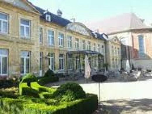 Romantic Dining Spot -Restaurant Chateau St. Gerlach, The Netherlands