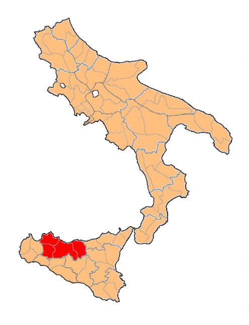 Palermo, Sicily in Italy.