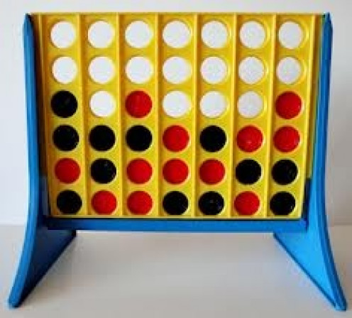 Connect Four was a favorite game of grown ups and kids when it hit the retail market for sale. Over 35 years later it remains a favorite of kids and adults.
