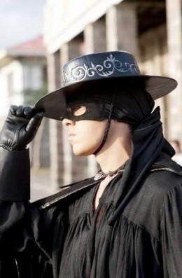 Richard Gutierrez Zorro