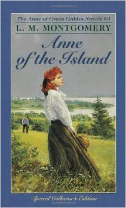 Anne of the Island (Anne of Green Gables #3), by Lucy Maud Montgomery
