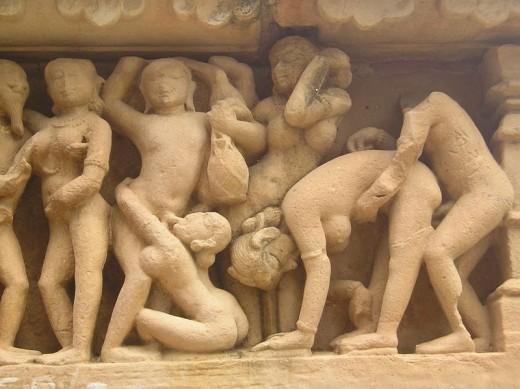 Khajuraho Temple of Love