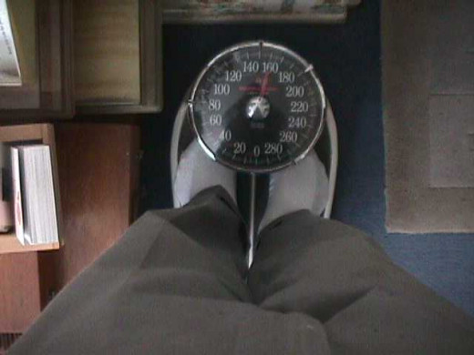"A good scale knows not to lie, if actually set to a beginning weight of ""0."""