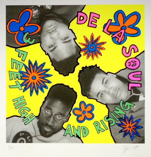 De La Soul was one of the original pioneering Alternative Hip Hop acts that came out in the late 1980s.
