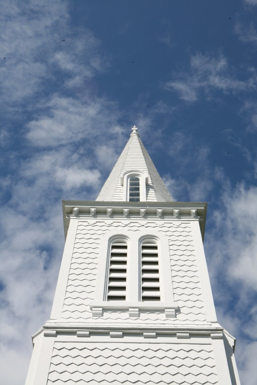 South Ferry Church, Rhode Island