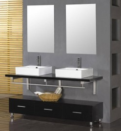 Customizable Modern Bathroom Vanities Reflect Your Distinct Personality