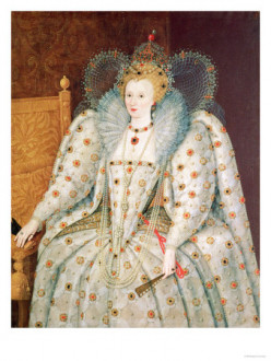 Queen Elizabeth I Print