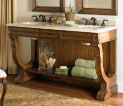 Installing Modern Bathroom Vanities and Vessel Sinks