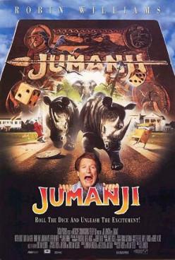 "A Wild Movie Review of ""Jumanji"""