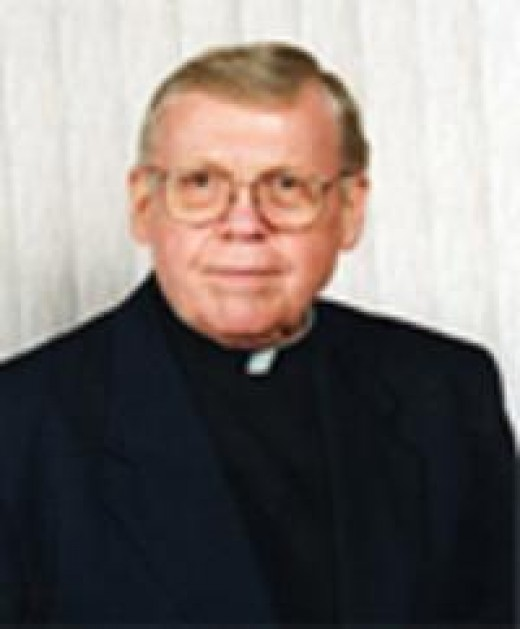The late Father Thomas P. O'Connor. If Fort Wayne ever had a saint in its midst, Father Tom was he.