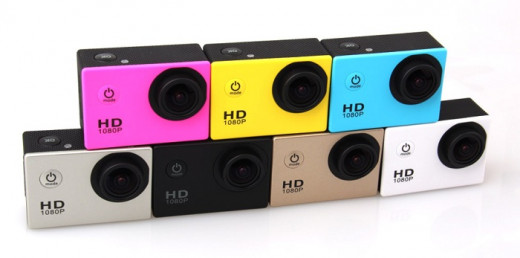SJ4000 Available Colors