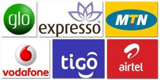 The Big 6 networks in Ghana are all operated by companies headquartered outside of Ghana.