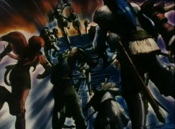 Anime Reviews: Record of Lodoss War: Chronicles of the Heroic Knight