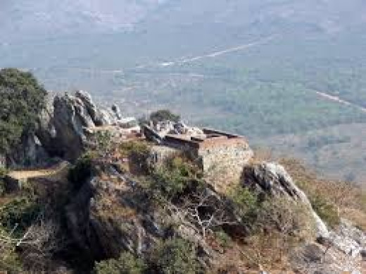 Vulture's Peak, Rajgir, Where The Buddha Meditated