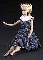 The Lilli German doll 1955. Pre-Barbie