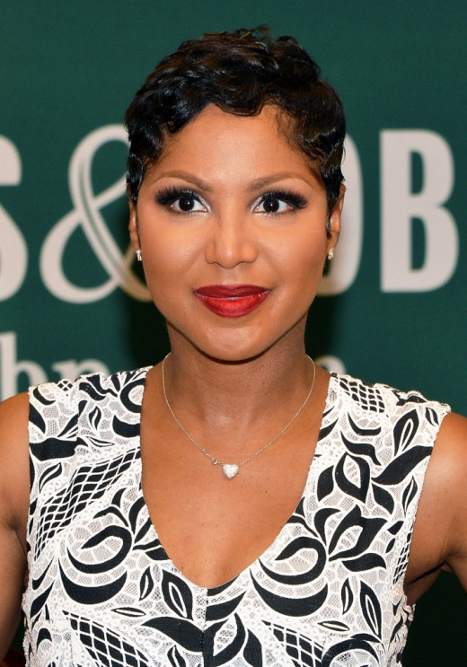 47 Year Old Toni Braxton