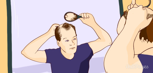 If you're losing hair, the treatment depends on the cause.