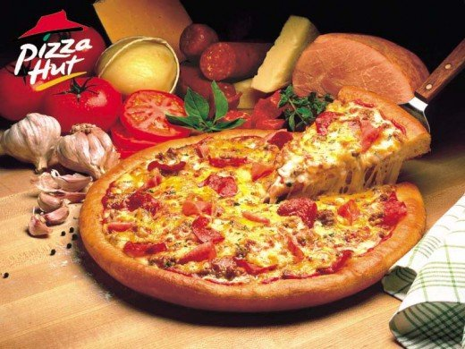 Pizza Hut Pizza