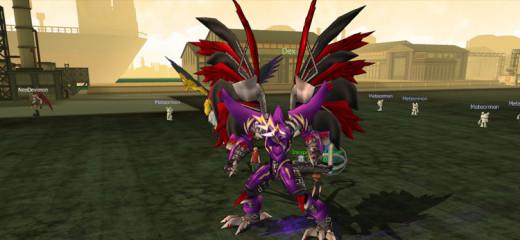 Dexdorugoramon final evolve