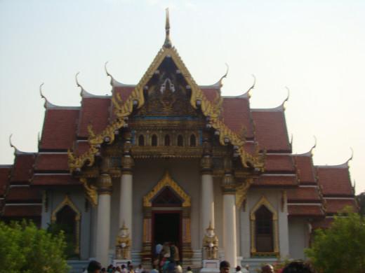Gorgeous Thai Temple, Bodh Gaya