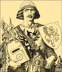 By Howard Pyle
