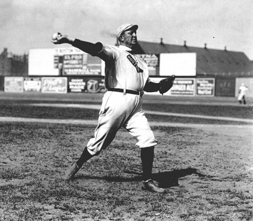 The great Cy Young