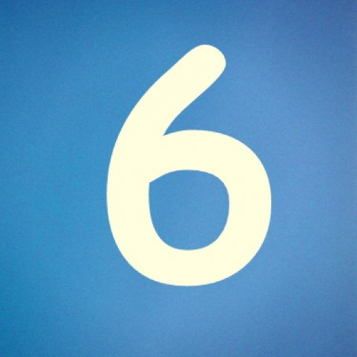 Numerology: Birth Number 6