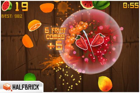 Fruit Ninja Combo