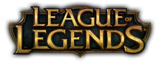 Logo for League of Legends by Riot Games.